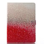 economico -Custodia Per Apple iPad 10.5 iPad (2017) Porta-carte di credito A portafoglio Con supporto Fantasia/disegno Auto sospendione/riattivazione
