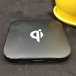 Недорогие -Беспроводное зарядное устройство Телефон USB-зарядное устройство USB Беспроводное зарядное устройство Qi