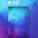 Недорогие -Кейс для Назначение Apple iPad Air 2 iPad mini 4 Кошелек Защита от удара со стендом Чехол Мультипликация Твердый Кожа PU для iPad Pro