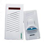cheap -Ding dong Music One to One Doorbell Wireless Doorbell 150