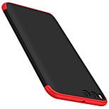 Недорогие -Кейс для Назначение Xiaomi Mi 6 Mi 5X Защита от удара Матовое Чехол Сплошной цвет Твердый ПК для Redmi Note 5A Xiaomi Redmi Note 4X Redmi