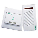 cheap -Ding dong Music One to One Doorbell Wireless Indoor Seniors 150