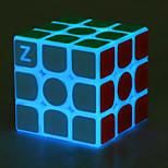 Недорогие -Кубик рубик 3*3*3 Спидкуб Кубики-головоломки головоломка Куб Стресс и тревога помощи Товары для офиса Фосфоресцирующий Квадратный Подарок