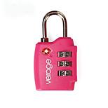 cheap -verage luggage password lock 3 digital cipher lock for cupboard/gym & sports locker