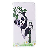 cheap -Case For Huawei Mate 10 lite Mate 10 Card Holder Wallet with Stand Flip Magnetic Full Body Cases Plants Panda Hard PU Leather for Mate 10
