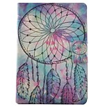cheap -Case For Amazon Kindle 6 Card Holder with Stand Flip Pattern Auto Sleep/Wake Up Full Body Cases Dream Catcher Hard PU Leather for Kindle 6