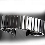 Недорогие -Ремешок для часов для Apple Watch Series 3 / 2 / 1 Apple Классическая застежка Керамика Повязка на запястье