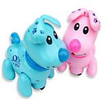 Недорогие -Музыкальные игрушки Игрушки Собаки Пластик 1 Куски Детские Подарок