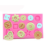 cheap -Cake Molds Creative For Candy Cookie Cake For Cupcake For Cookie Silica Gel DIY Thanksgiving Valentine's Day Birthday Baking Tool