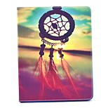 cheap -Case For Apple iPad Air 2 iPad Air iPad 4/3/2 with Stand Flip Pattern Auto Sleep/Wake Up Full Body Cases Dream Catcher Hard PU Leather for