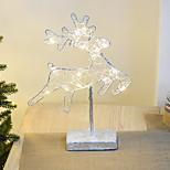 cheap -1pc LED Night Light AA Batteries Powered Decoration Tree