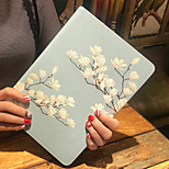 cheap -Case For Apple iPad Air 2 iPad mini 4 iPad (2017) Shockproof with Stand Pattern Auto Sleep/Wake Up Flower Hard TPU for iPad Pro 10.5