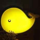 Недорогие -1шт Настенный светильник Теплый белый Встроенная литий-батарея Перезаряжаемый Датчик человеческого тела