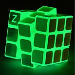 Недорогие -Кубик рубик Каменный куб 3*3*3 Спидкуб Кубики-головоломки головоломка Куб Стресс и тревога помощи Товары для офиса Фосфоресцирующий
