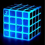 Недорогие -Кубик рубик Каменный куб 4*4*4 Спидкуб Кубики-головоломки головоломка Куб Стресс и тревога помощи Товары для офиса Фосфоресцирующий