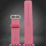 preiswerte -Uhrenarmband für Apple Watch Series 3 / 2 / 1 Apple Sport Band Nylon Handschlaufe