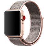 abordables -Ver Banda para Apple Watch Series 3 / 2 / 1 Apple Hebilla Clásica Nailon Correa de Muñeca