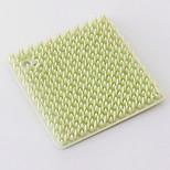 Недорогие -Высокое качество 1шт Бамбуковая ткань Тряпка / щетка, 10*10*1