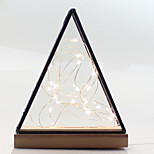 Недорогие -1шт LED Night Light Украшение От электросети Теплый белый