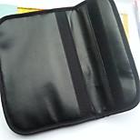 abordables -Funda Para iPad Mini 4 Mini iPad 3/2/1 Universal Cartera Antigolpes Funda de Cuerpo Entero Color sólido Dura Cuero de PU para