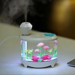 Недорогие -1шт LED Night Light Теплый белый USB слот Водонепроницаемый Украшение Увлажненный С портом USB