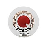 Недорогие -ss168 пожарная сигнализация дымовой извещатель датчик освещенности световой сигнал тревоги светодиодный сигнал 85 дБ