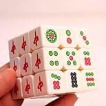 Недорогие -Кубик рубик 3*3*3 Спидкуб Кубики-головоломки головоломка Куб Стресс и тревога помощи Товары для офиса Классика Квадратный Подарок