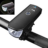 cheap -Smart Induction Bicycle Light IPX4 USB Rechargeable 80° Large Flood Light