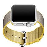 abordables -Ver Banda para Apple Watch Series 3 / 2 / 1 Apple Correa Deportiva Nailon Correa de Muñeca