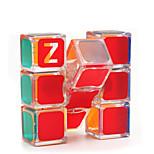 Недорогие -Кубик рубик Кубик кубика / дискеты 1*3*3 Спидкуб Кубики-головоломки головоломка Куб Стресс и тревога помощи Товары для офиса Классика
