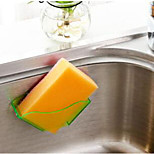 cheap -Plastics Easy to Use Rack & Holder 1pc Kitchen Organization