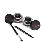 cheap -Eyeliner Brush Eyeliner Waterproof Stylish Waterproof Thickening Thick Party / Evening Daily Festival Smokey Makeup Cateye Makeup Fairy