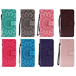 cheap -Case For Nokia Nokia 9 Nokia 8 Card Holder Wallet with Stand Flip Pattern Full Body Cases Mandala Hard PU Leather for Nokia 9 Nokia 8