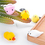 cheap -Squeeze Toy / Sensory Toy Office Desk Toys Stress and Anxiety Relief Decompression Toys Animals Adults'