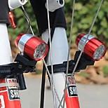 Недорогие -1шт LED Night Light Белый Батарея с батарейкой Велоспорт Бег Безопасность Экстренная ситуация