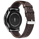 cheap -Watch Band for Gear S2 Classic Samsung Galaxy Classic Buckle Genuine Leather Wrist Strap