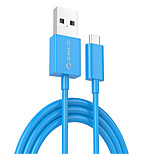 cheap -Micro USB USB Cable Adapter Quick Charge High Speed Cable For Samsung Huawei Xiaomi 100 cm TPE