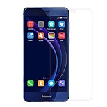 cheap -Screen Protector Huawei for Honor 8 Tempered Glass 1 pc Front Screen Protector Scratch Proof 2.5D Curved edge 9H Hardness High Definition