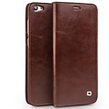 economico -Custodia Per Vivo X7 Plus X7 Porta-carte di credito A portafoglio Resistente agli urti Con chiusura magnetica Integrale Tinta unica
