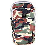 cheap -Case For Huawei Honor 9 Card Holder Wallet Pouch Bag Camouflage Color Soft Nylon for Huawei Honor 9 Lite Honor 9 Honor 8 Honor 8 Pro
