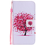 cheap -Case For Huawei P8 Lite (2017) P10 Plus Card Holder Wallet with Stand Flip Pattern Full Body Cases Tree Hard PU Leather for P10 Plus P10