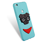 cheap -Case For Huawei P8 Lite (2017) P10 Lite Pattern DIY Back Cover Dog Soft TPU for P10 Lite P8 Lite (2017) Honor 7X Honor 6A Mate 10 pro