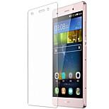 Недорогие -Защитная плёнка для экрана Huawei для Huawei P8 Lite Закаленное стекло 1 ед. Защитная пленка для экрана Защита от царапин 2.5D