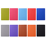 cheap -Case For Apple iPad Air 2 iPad 10.5 Shockproof with Stand Flip Auto Sleep/Wake Up Full Body Cases Solid Color Hard PU Leather for iPad