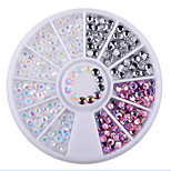 cheap -1 Nail Jewelry Rhinestone Diamond Fashionable Design Casual/Daily Nail Art Design
