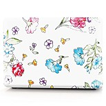 economico -MacBook Custodia per Fiore decorativo Plastica Per Nuovo MacBook Pro 15'' Per Nuovo MacBook Pro 13'' MacBook Pro 15 pollici MacBook Air