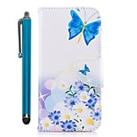 cheap -Case For Huawei Mate 10 lite Mate 10 Card Holder Wallet with Stand Flip Magnetic Full Body Cases Butterfly Hard PU Leather for Mate 10