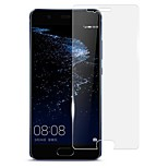 cheap -Screen Protector Huawei for P10 Tempered Glass 1 pc Front Screen Protector Scratch Proof 2.5D Curved edge 9H Hardness High Definition (HD)