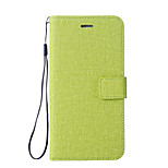 cheap -Case For Xiaomi Redmi Note 5A Redmi Note 4 Card Holder Wallet with Stand Flip Full Body Cases Solid Colored Hard PU Leather for Xiaomi