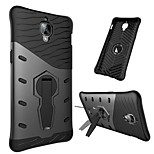cheap -Case For OnePlus 3 3T Shockproof with Stand 360° Rotation Back Cover Armor Hard PC for One Plus 3 One Plus 3T